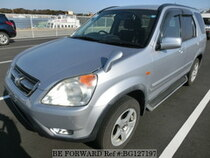 Used 2004 HONDA CR-V BG127197 for Sale for Sale