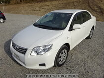 Used 2012 TOYOTA COROLLA AXIO BG128045 for Sale for Sale