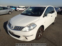 Used 2010 NISSAN TIIDA LATIO BG127536 for Sale for Sale