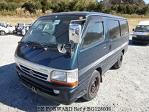 Used 2001 TOYOTA HIACE VAN BG128039 for Sale for Sale