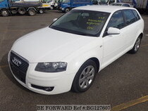 Used 2008 AUDI A3 BG127607 for Sale for Sale