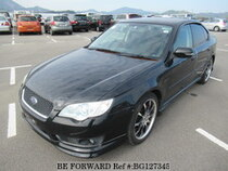 Used 2007 SUBARU LEGACY B4 BG127345 for Sale for Sale