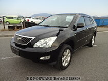 Used 2010 TOYOTA HARRIER BG128808 for Sale for Sale