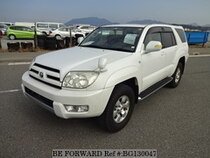 Used 2002 TOYOTA HILUX SURF BG130047 for Sale for Sale
