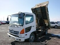 Used 2005 HINO RANGER BG117617 for Sale for Sale
