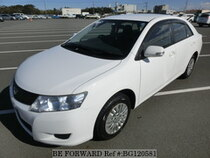 Used 2010 TOYOTA ALLION BG120581 for Sale for Sale