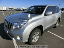 Used 2016 TOYOTA LAND CRUISER PRADO BG126046 for Sale for Sale