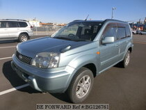 Used 2001 NISSAN X-TRAIL BG126761 for Sale for Sale