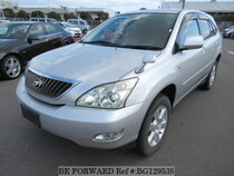 Used 2010 TOYOTA HARRIER BG129539 for Sale for Sale