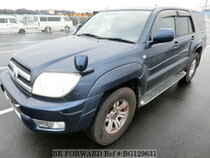 Used 2004 TOYOTA HILUX SURF BG129631 for Sale for Sale