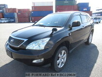 Used 2009 TOYOTA HARRIER BG129636 for Sale for Sale