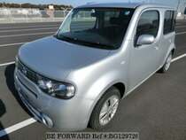 Used 2014 NISSAN CUBE BG129726 for Sale for Sale