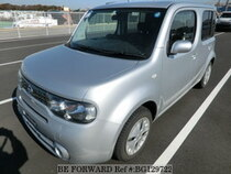 Used 2014 NISSAN CUBE BG129722 for Sale for Sale