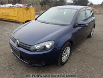 Used 2011 VOLKSWAGEN GOLF BG130669 for Sale for Sale