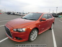 Used 2010 MITSUBISHI GALANT FORTIS BG131218 for Sale for Sale