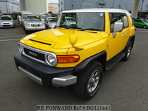 Used 2011 TOYOTA FJ CRUISER BG131441 for Sale for Sale