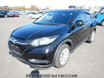 Used 2014 HONDA VEZEL BG131496 for Sale for Sale