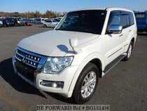 Used 2015 MITSUBISHI PAJERO BG131456 for Sale for Sale