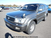 Used 2000 TOYOTA LAND CRUISER BG131459 for Sale for Sale