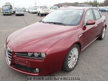 Used 2006 ALFA ROMEO 159 BG131532 for Sale for Sale
