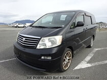 Used 2005 TOYOTA ALPHARD BG133166 for Sale for Sale