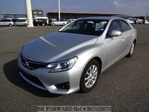 Used 2013 TOYOTA MARK X BG132073 for Sale for Sale