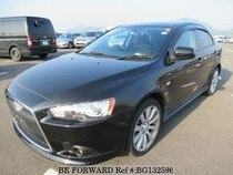 Used 2008 MITSUBISHI GALANT FORTIS BG132596 for Sale for Sale