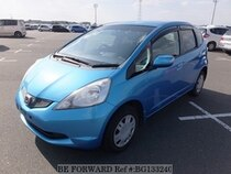 Used 2010 HONDA FIT BG133240 for Sale for Sale