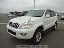 Used 2004 TOYOTA LAND CRUISER PRADO BG133245 for Sale for Sale