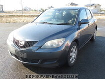 Used 2009 MAZDA AXELA SPORT BG133316 for Sale for Sale