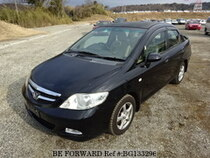 Used 2006 HONDA FIT ARIA BG133296 for Sale for Sale