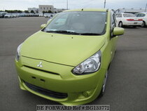 Used 2013 MITSUBISHI MIRAGE BG133772 for Sale for Sale