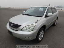 Used 2006 TOYOTA HARRIER BG133563 for Sale for Sale