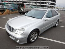 Used 2004 MERCEDES-BENZ C-CLASS BG133926 for Sale for Sale