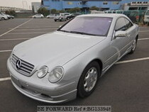 Used 2001 MERCEDES-BENZ CL-CLASS BG133948 for Sale for Sale