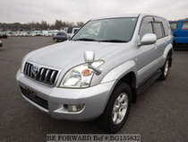 Used 2003 TOYOTA LAND CRUISER PRADO BG135832 for Sale for Sale