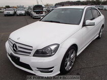 Used 2013 MERCEDES-BENZ C-CLASS BG135859 for Sale for Sale