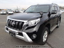 Used 2014 TOYOTA LAND CRUISER PRADO BG135813 for Sale for Sale