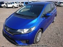 Used 2015 HONDA FIT BG136756 for Sale for Sale