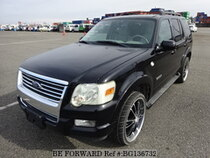 Used 2006 FORD EXPLORER BG136732 for Sale for Sale