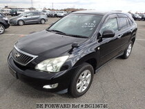 Used 2010 TOYOTA HARRIER BG136740 for Sale for Sale