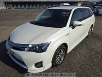 Used 2014 TOYOTA COROLLA FIELDER BG137311 for Sale for Sale