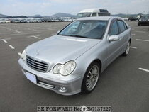 Used 2004 MERCEDES-BENZ C-CLASS BG137227 for Sale for Sale