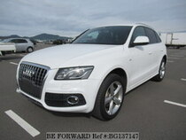 Used 2010 AUDI Q5 BG137147 for Sale for Sale