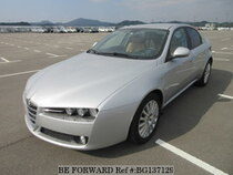 Used 2006 ALFA ROMEO 159 BG137129 for Sale for Sale