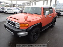 Used 2012 TOYOTA FJ CRUISER BG138262 for Sale for Sale