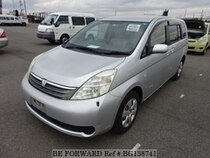 Used 2004 TOYOTA ISIS BG138741 for Sale for Sale