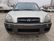 Used 2005 HYUNDAI TUCSON BG139667 for Sale for Sale