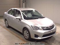 Used 2012 TOYOTA COROLLA AXIO BG138871 for Sale for Sale