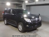 Used 2010 TOYOTA LAND CRUISER PRADO BG138699 for Sale for Sale